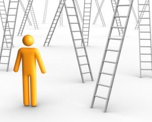Karrierevalg, karrierestiger, karriereveje